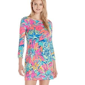 NWT Lilly Pulitzer UPF 50+ Sophie Dress Seaside